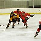Hockey Action #2 by AuntieJ