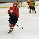 Hockey Action #3 by AuntieJ
