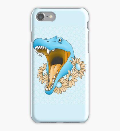 Spino-Florist iPhone Case/Skin