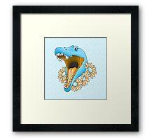 Spino-Florist Framed Print