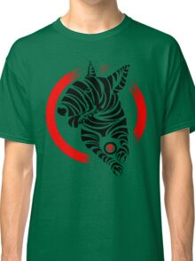 Zebra English Bull Terrier - ZEBTRA Classic T-Shirt