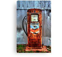 Cheap Gas Canvas Print