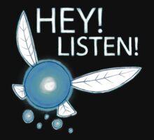 Navi!  HEY! LISTEN! Kids Clothes