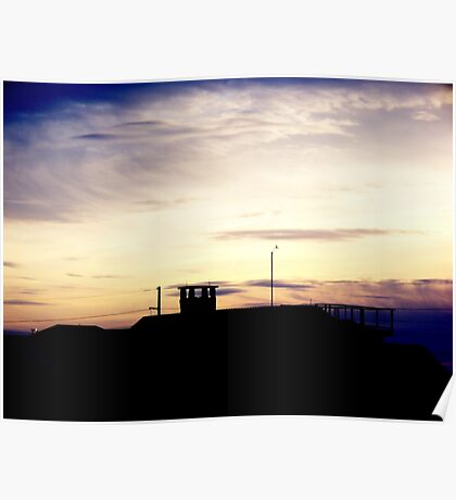 Rehoboth Rooftops Poster