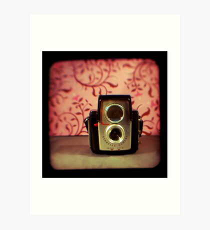 Kodak Brownie Starflex Art Print