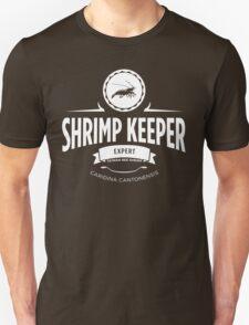 Shrimp Keeper - Expert Unisex T-Shirt