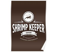 Shrimp Keeper - Expert Poster