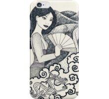 Iconic Mulan iPhone Case/Skin