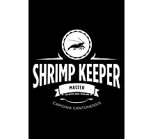 Shrimp Keeper - Master Photographic Print