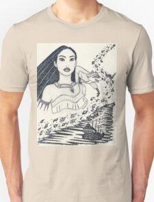 Iconic P Unisex T-Shirt