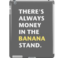 Banana Stand iPad Case/Skin