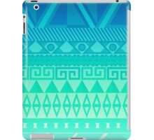 Blue Mayan Revelation iPad Case/Skin
