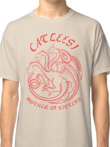 CATLEESI, MOTHER OF KITTENS Classic T-Shirt