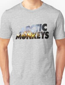 Arctic Monkeys - Concert Logo T-Shirt