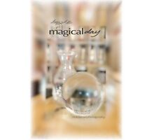 Magical Day Card 02 © VFPCards Photographic Print