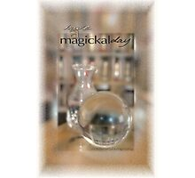 Magical Day Card 05 © VFPCards Photographic Print