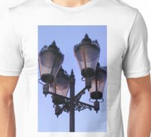 Street Lamps in Dundee Unisex T-Shirt