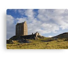 Smailholm Tower Canvas Print