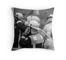 Criterion Fire Warrnambool Throw Pillow