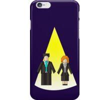 The Origami Files iPhone Case/Skin