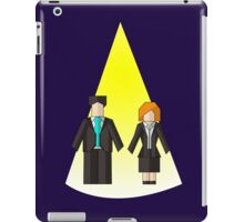 The Origami Files iPad Case/Skin