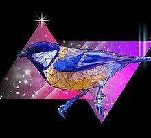 Geometric Bird by galacticrad