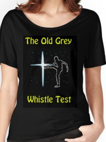 Whistle Test nostalgia Women's Relaxed Fit T-Shirt