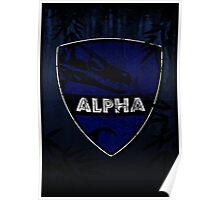 Jurassic World: Raptor Squad Alpha Poster