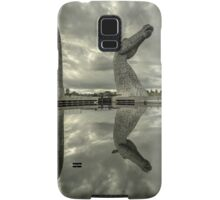 Reflected Kelpies  Samsung Galaxy Case/Skin