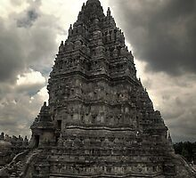 Pranbanan Hindu Temple by pixelninja3000