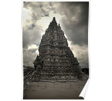 Pranbanan Hindu Temple Poster