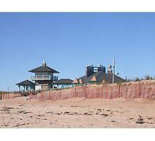 misquamicut state beach, ri Photographic Print