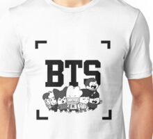 BTS Hip Hop Monsters Unisex T-Shirt