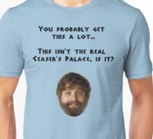 The Hangover - Alan's Ceaser's Palace Quote Unisex T-Shirt