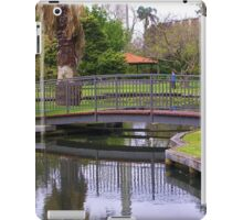 Queens Gardens Perth (2) iPad Case/Skin