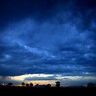 Kalgoorlie Airport Sunset- Boulder, Western Australia by Ashli Zis