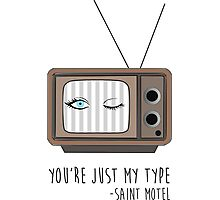 Saint Motel - My Type Photographic Print