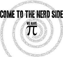 Come to the Nerd Side A s Pi ral ... by Garaga