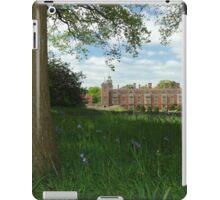 Blickling bluebells iPad Case/Skin