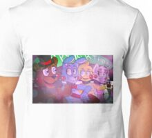 FNaF: Just Playmates Unisex T-Shirt