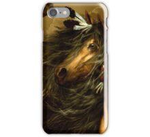 Shikoba - Choctaw Horse  iPhone Case/Skin