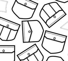Pick a Pocket Sticker