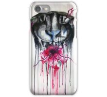 Panther Flower iPhone Case/Skin