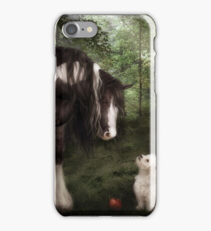 Want to Play? iPhone Case/Skin