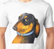 Dachshund t-shirt 898 views Unisex T-Shirt