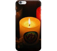 Candle Flames iPhone Case/Skin