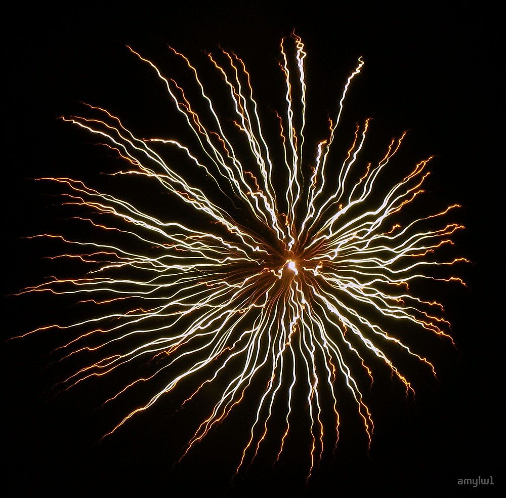 Explosion in the sky by amylw1