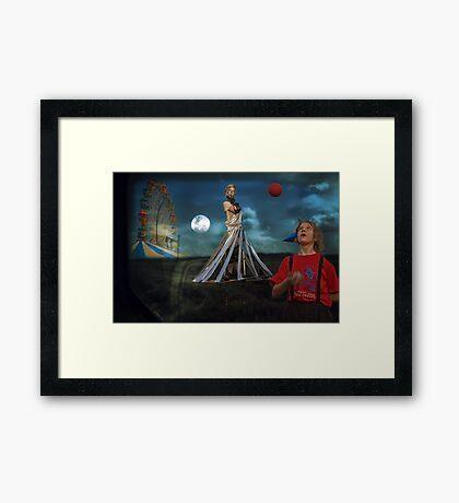 The Parade Framed Print