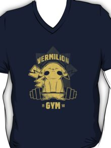 Vermilion Gym T-Shirt
