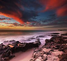 Rolling Red by Richard Barry